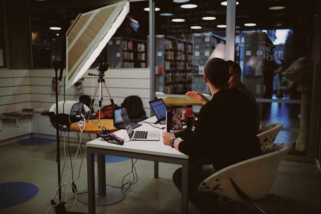 robotika u knjižnici